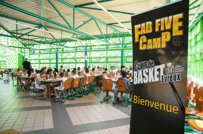 VIDEO FAB FIVE CAMP – Stage de Basket à Évreux (27) | Teaser Rev'Eure