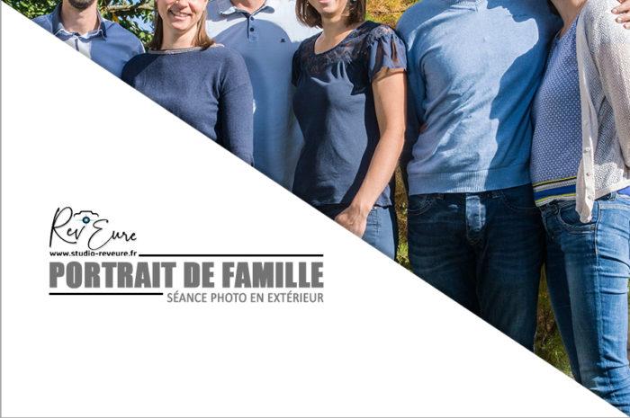 Séance photos famille en extérieur | Parc – Jardin – Forêt | Pacy sur Eure – Vernon – Eco – Gisors | ©Rev'Eure Studio photographe